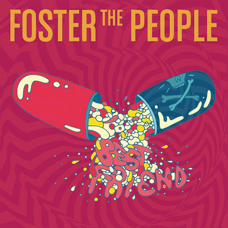 Foster The People – Best Friend (Dim Sum Remix)