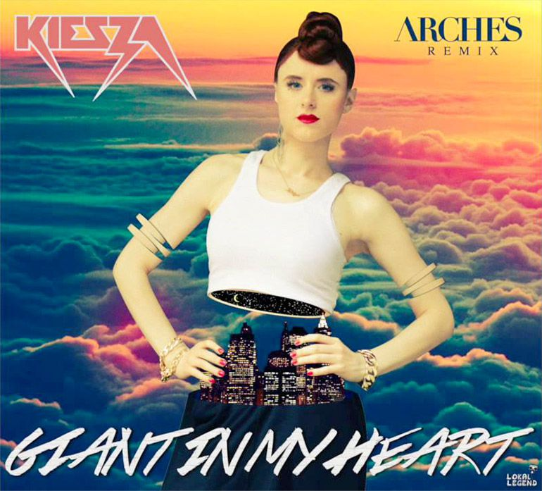Kiesza – Giant In My Heart (Arches Remix)