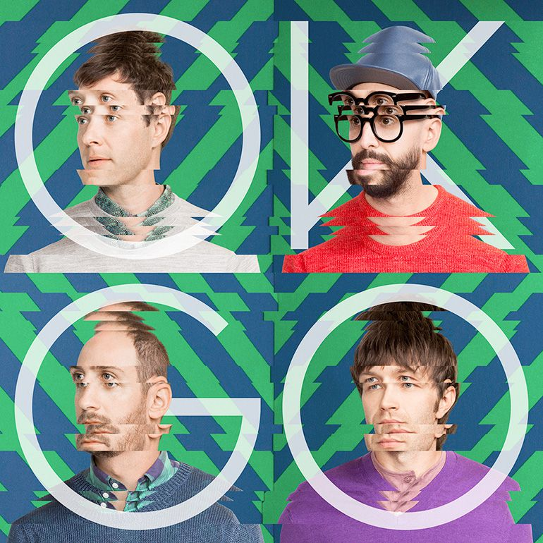 OK Go – I Won't Let You Down