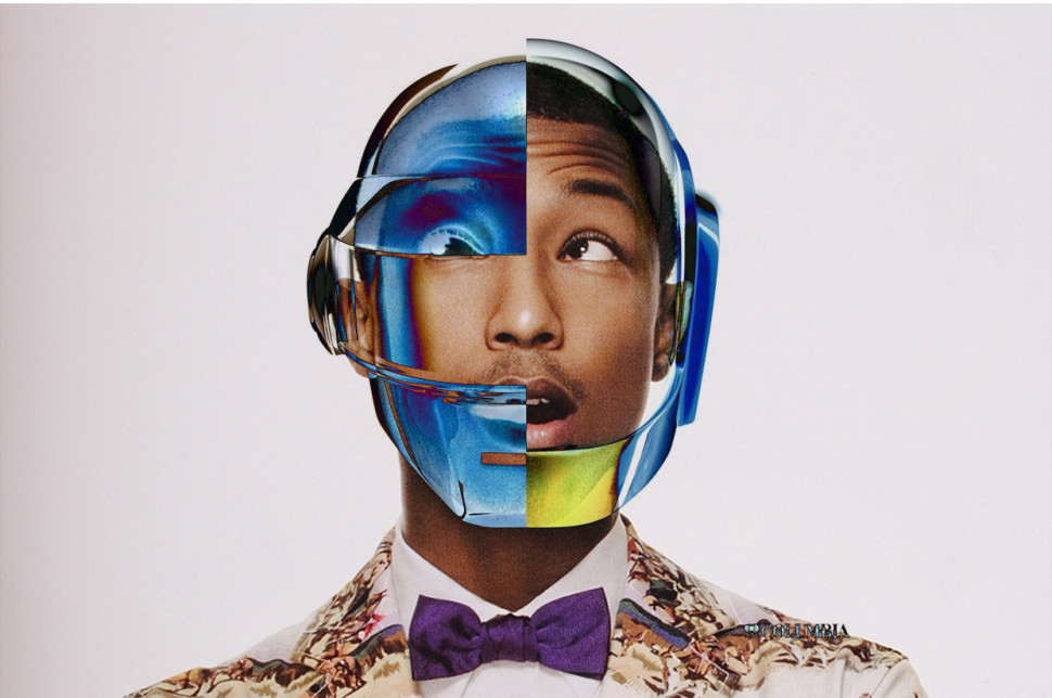 Pharrell Williams ft Daft Punk : Gust Of Wind