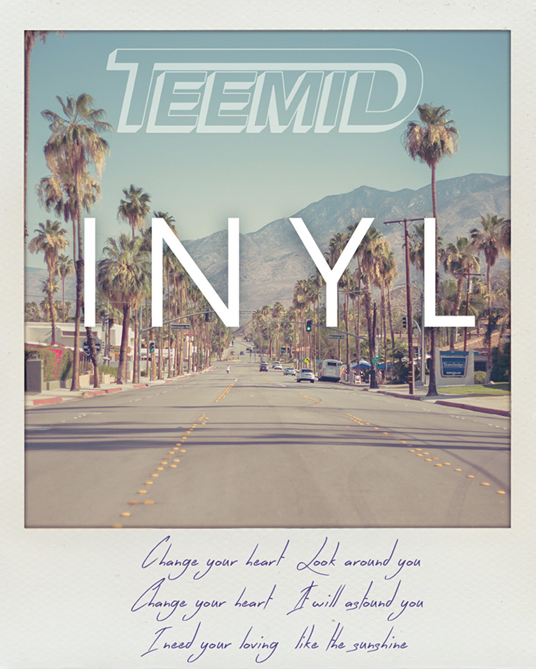 Teemid – I.N.Y.L. (Like The Sunshine)